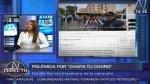 """Impulsora de grupo """"Chapa tu choro"""" defiende agresiones - Noticias de policía nacional del perú"""