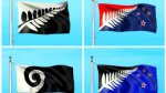 Una de estas cuatro será la nueva bandera de Nueva Zelanda - Noticias de cruz azul