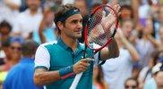 Us Open: Roger Federer aplastó al argentino Leonardo Mayer