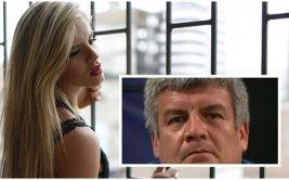 """""""Combate"""": Alejandra Baigorria llora y recibe apoyo de su padre"""