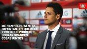 """Presentación de Chicharito """"reventó"""" el Facebook del Leverkusen"""