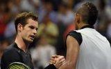 US Open: Andy Murray se impuso sobre polémico Nick Kyrgios