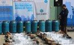 Trujillo: destruyeron más de 2 mil armas de fuego decomisadas