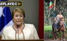 Mapuches demandan 'autogobierno' indígena en Chile [VIDEO]