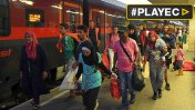 No cesa la llegada de migrantes a Europa en busca de nueva vida