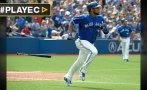 Edwin Encarnación, el bateador de moda en Grandes Ligas [VIDEO]