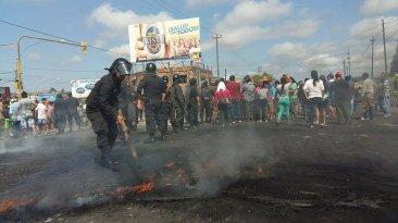 Paro en Loreto: desmanes durante las protestas [FOTOS Y VIDEOS]