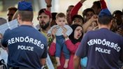 Crisis migratoria: Budapest bloquea sus trenes por segundo día