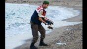 La foto de un niño muerto, símbolo del drama de los refugiados