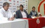 Roberto Chale: ¿Qué dijo en su primera conferencia de prensa?
