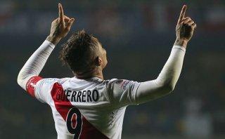 Selección: Paolo Guerrero podría jugar amistoso ante Colombia