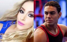 Jamila Dahabreh conquistó el corazón de Coto Hernández [VIDEO]