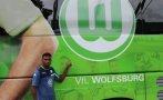 Carlos Ascues fue inscrito por Wolfsburgo para jugar Champions