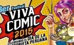 Viva Comic 2015: el día de la historieta peruana