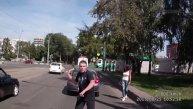 YouTube: Así reacciona un ruso ante un incidente
