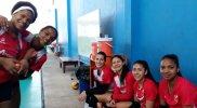 Vóley: Con Rosa Valiente, Sub 20 se prepara para Mundial