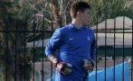 Tragedia: muere portero en pleno entrenamiento en Grecia