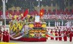 Vietnam celebra 70 años de independencia con desfile militar