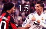 Ronaldinho usó Facebook para retar a Cristiano Ronaldo [VIDEO]
