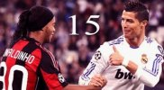 Ronaldinho lanza reto a Cristiano Ronaldo por Facebook [VIDEO]