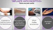 Hospitales de Lima ofrecen implante anticonceptivo gratis