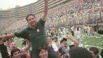 Roberto Chale: un repaso a su carrera como técnico [FOTOS] - Noticias de playoff