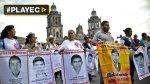 """Deudos de Ayotzinapa: """"Gobierno de Peña Nieto es una vergüenza"""" - Noticias de asesinato"""