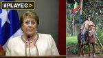 Mapuches demandan 'autogobierno' indígena en Chile [VIDEO] - Noticias de empresa huari palomino