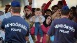 Crisis migratoria: Budapest bloquea sus trenes por segundo día - Noticias de visado schengen