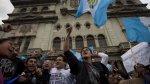 """""""Indignados"""" de Guatemala quieren inspirar a Centroamérica - Noticias de ricardo martinelli"""