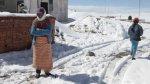 Senamhi prevé caída de nevadas en zonas altas de la sierra sur - Noticias de cusco