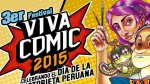 Viva Comic 2015: el día de la historieta peruana - Noticias de cusco