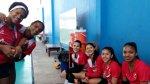 Vóley: Con Rosa Valiente, Sub 20 se prepara para Mundial - Noticias de selección peruana de vóley