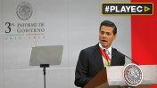 Peña Nieto reconoce la