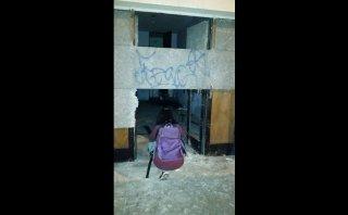 FOTOS: Nueva usurpación de inmueble en Breña