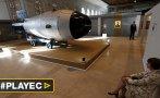 Rusia expone réplica de la bomba nuclear más poderosa [VIDEO]