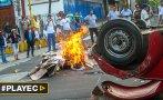 Loreto: cortes y disturbios durante primer día de paro [VIDEO]