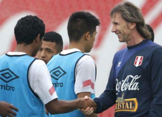 """Ricardo Gareca: """"Perú es una selección virgen, todavía"""""""