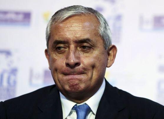 Renunció el presidente de Guatemala, Otto Pérez Molina [VIDEO]
