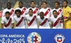 Selección peruana ascendió en el ránking de la FIFA