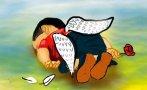 El arte también llora al niño sirio que se ahogó en el mar