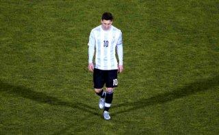 Partido de Messi y Argentina se pactó en una celda boliviana