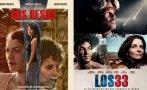 """""""Dos besos"""" y """"Los 33"""" entre los estrenos de la semana [VIDEOS]"""
