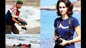 """""""Apenas vi a Aylan Kurdi se me heló la sangre"""""""