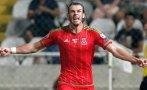 Este gol de Gareth Bale acerca a Gales a la Eurocopa 2016