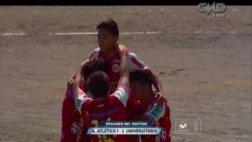 La 'U' venció 2-1 a Alianza Atlético: mira los goles