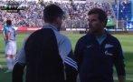 Villas-Boas fue sancionado por esta agresión a árbitro en Rusia
