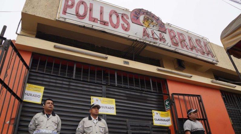 Locales en urbanizaciones Santa Catalina, Balconcillo y San Pablo fueron multados con 770 soles por ser un riesgo para la salud. (Difusión)