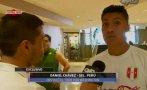Daniel Chávez contó lo que Gareca le pidió en la selección