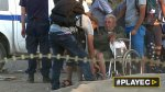 La odisea de amputados sirios en su ruta hacia Europa [VIDEO] - Noticias de agosto 2013